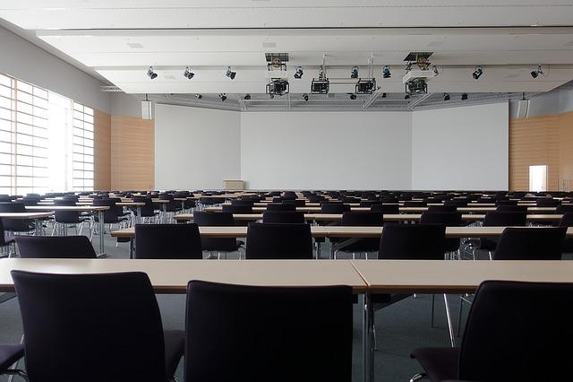 Convenciones, conferencias y seminarios